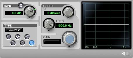 Filter flat