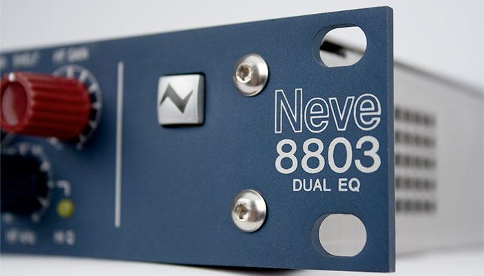 Neve 8803 equalizer