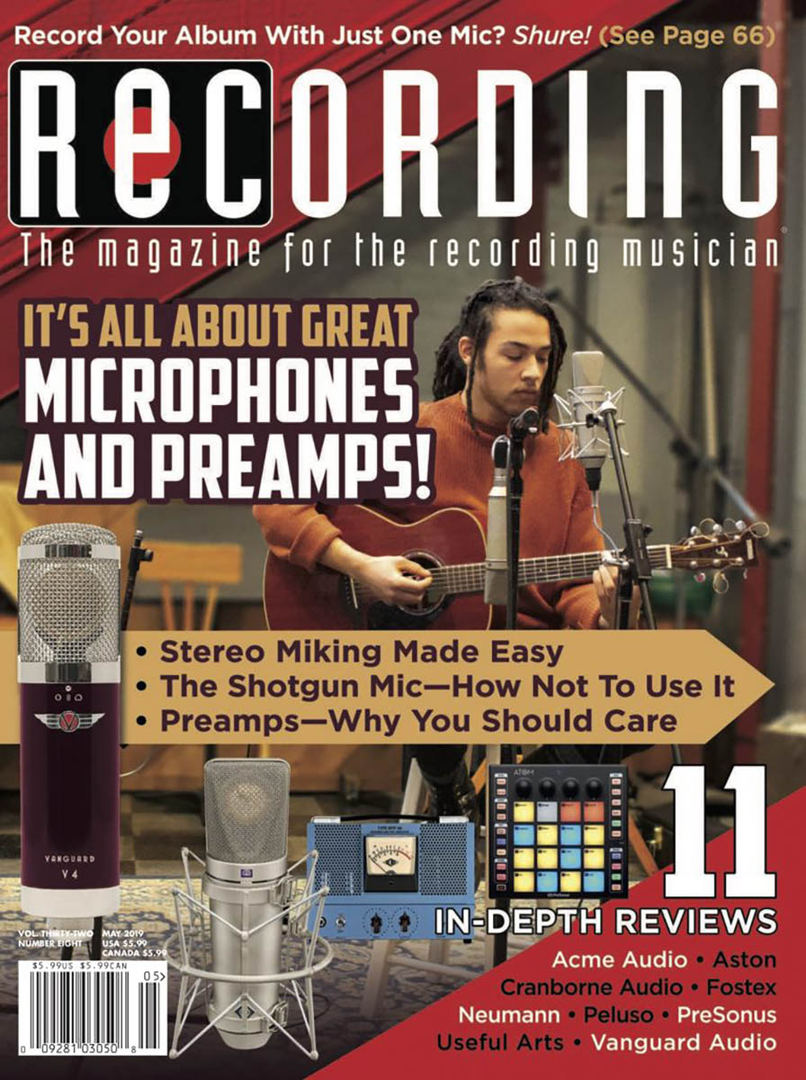"""""""It's all about great microphones and preamps!"""" Or is it?"""
