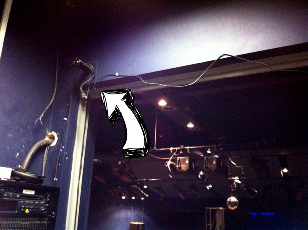 A strange tieline